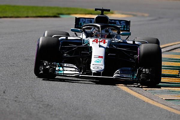 Formula 1 Antrenman raporu Avustralya GP 2. Antrenman: Cuma gününün lideri Hamilton!