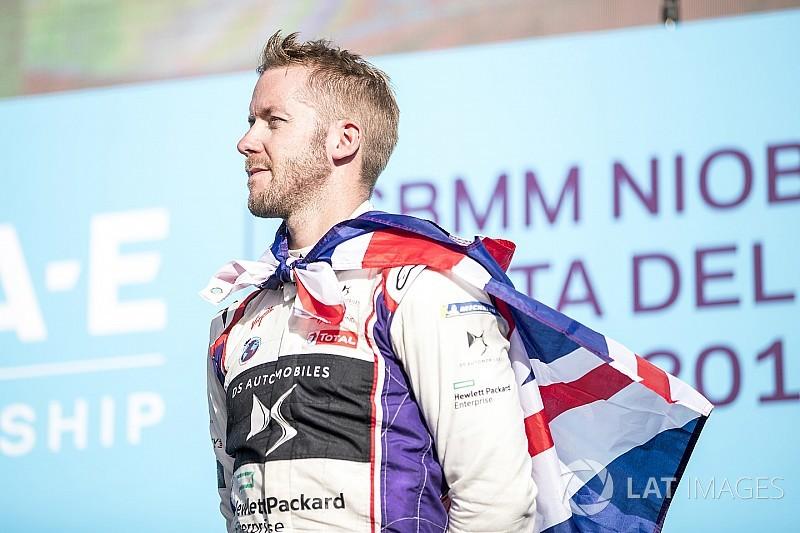 Championnats - Bird gagnant, Rosenqvist grand perdant