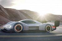 Volkswagen klaar voor eerste test elektrische I.D. R Pikes Peak