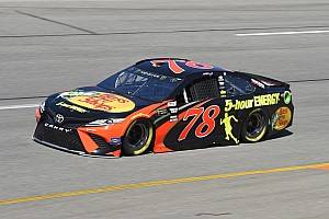 NASCAR Cup Qualifying report Martin Truex Jr. earns pole position at Richmond