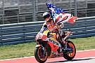 Fotogallery: Marquez vince il GP delle Americhe di MotoGP
