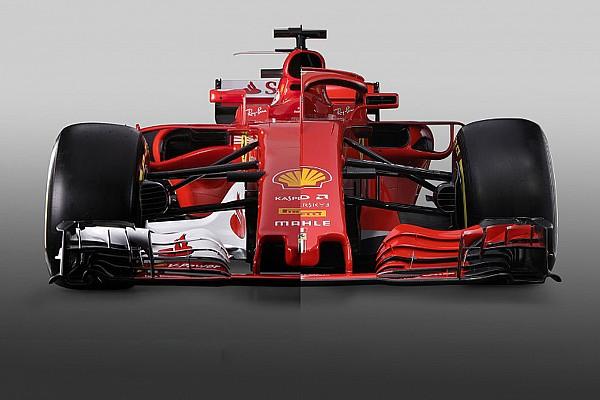 Formel 1 Analyse Vergleich: Ferrari SF70H vs. Ferrari SF71H für die Formel 1 2018