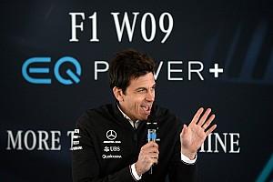Formel 1 News Toto Wolff: Früher war uns die Konstrukteurs-WM wichtiger