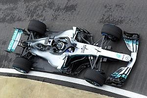 F1 Noticias de última hora Primera imagen del nuevo Mercedes de 2018