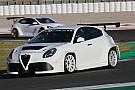 WTCR Morbidelli, Giovanardi e Gleason provano le Alfa Romeo TCR a Monza