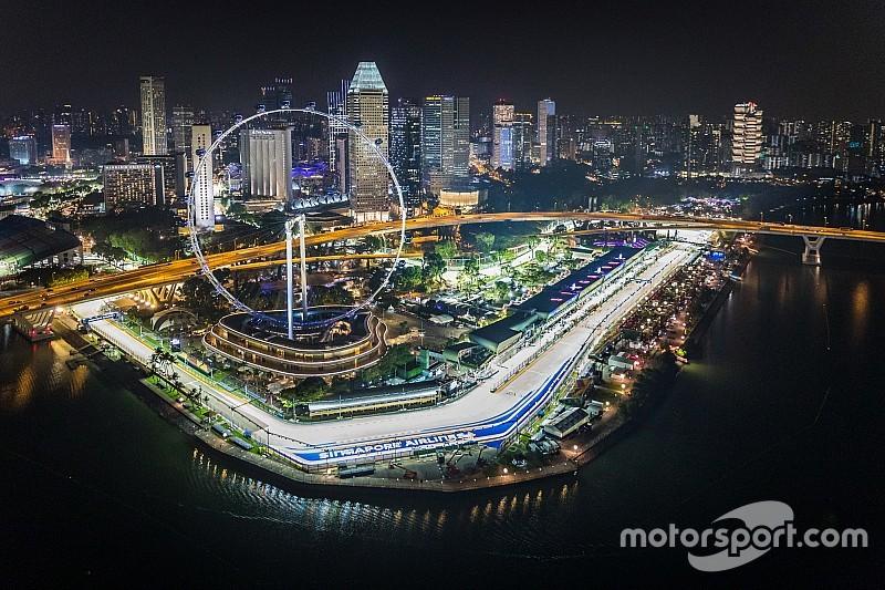 Гран При Сингапура: пять вопросов перед гонкой