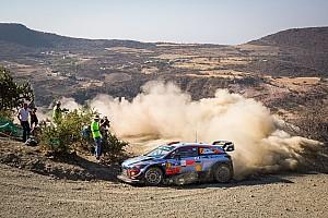 WRC Resumen del tramo Sordo lidera la primera parte del viernes del Rally de México