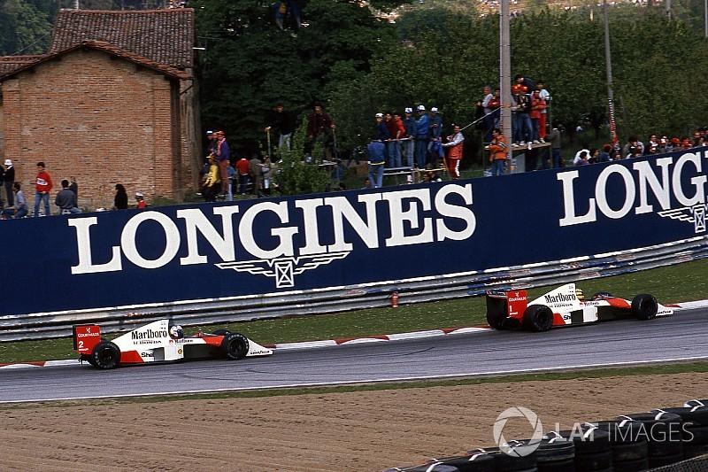 McLaren relembra episódio que iniciou inimizade Senna/Prost
