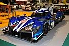 WEC Ginetta desvela el coche con el que participarán en LMP1