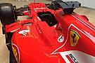 Formula 1 Ferrari: rosso più scuro, un tocco di grigio e niente bianco?
