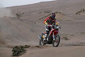 Dakar Etap raporu Dakar 2018, 7. Etap: Berreda kazandı, Van Beveren liderliği geri aldı