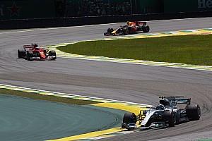 Formula 1 Breaking news Red Bull sedih melihat performa mesin baru Mercedes