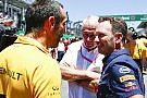 Formula 1 Renault, Red Bull ve McLaren'dan faydalanmayı umuyor