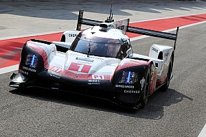 El Porsche LMP1 del WEC será utilizado en 2018