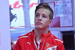 Kart Ultime notizie Gianluca Petecof entra a far parte della Ferrari Driver Academy