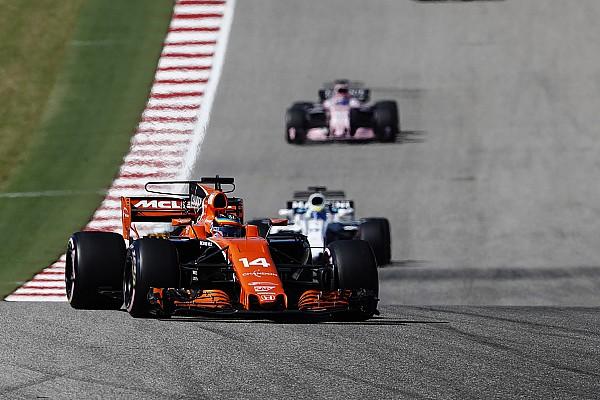 Alonso no puede creer el abandono tras su actuación