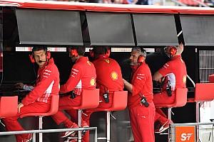 Formula 1 Breaking news Ferrari won't replace Sauber-bound design chief
