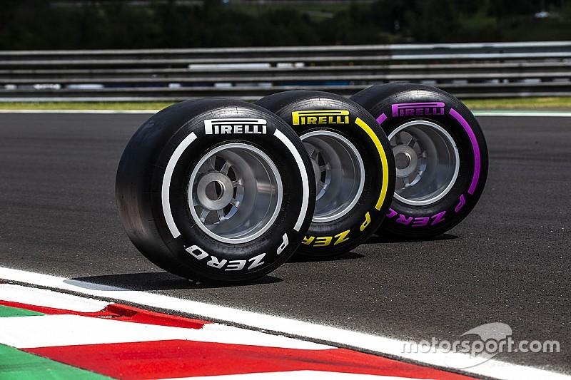 Pirelli огласила выбор шин на Гран При Бельгии и Италии