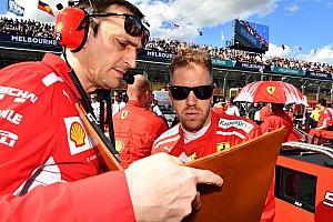 Fórmula 1 Noticias Vettel se siente