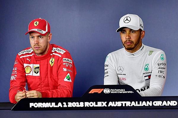 Formula 1 Breaking news Vettel berharap Mercedes tak gunakan mode 'pesta' saat balapan