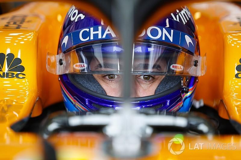 Alonso, Avustralya'da