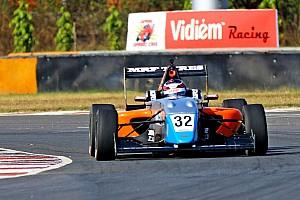 MRF Chennai: Drugovich kuasai Race 4, Presley vice-champion