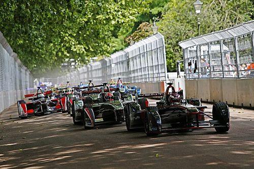 Formula E finalises calendar including London double header