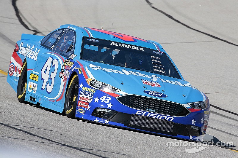 Richard Petty Motorsports >> Richard Petty Motorsports Downsizes To One Car Operation For 2017