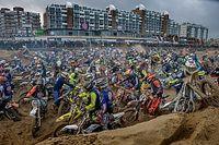 Kijktip van de dag: Uitputting op het strand van Scheveningen