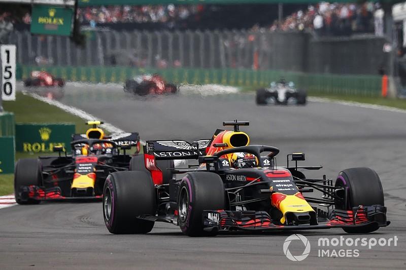 У Red Bull визнали, що Ферстаппен виступав краще за Ріккардо у 2018-му