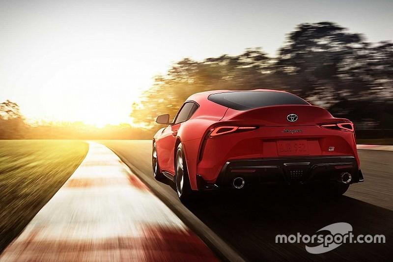 Alonsónak bejön az új Toyota Supra, magának akarja az elsőt