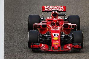 Leclerc, sıralama turlarında Vettel'e karşı koyabilmeli