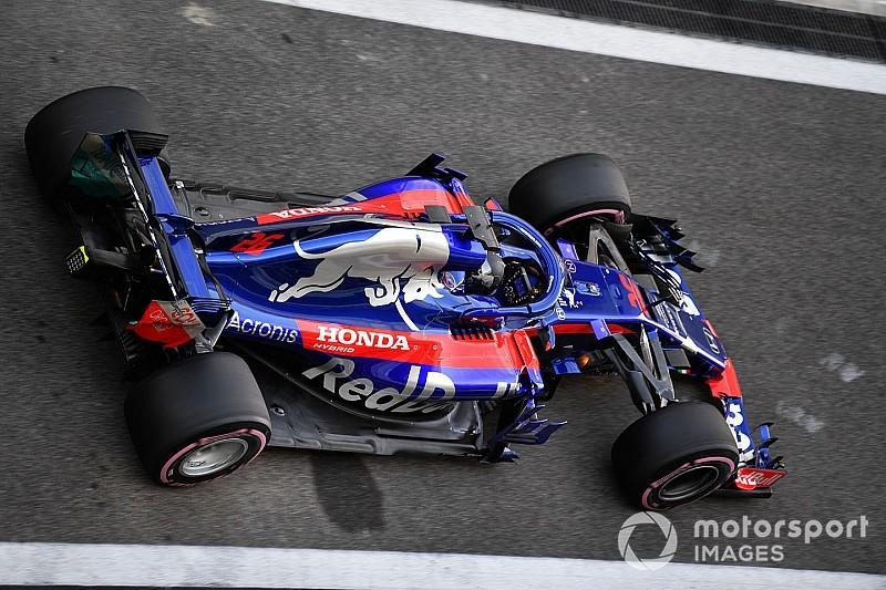 Нерозуміння Honda машини Ф1 спершу «шокувало» Toro Rosso
