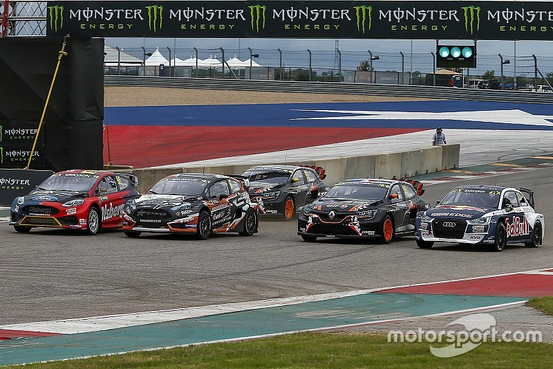 USA round dropped as World RX unveils revised calendar