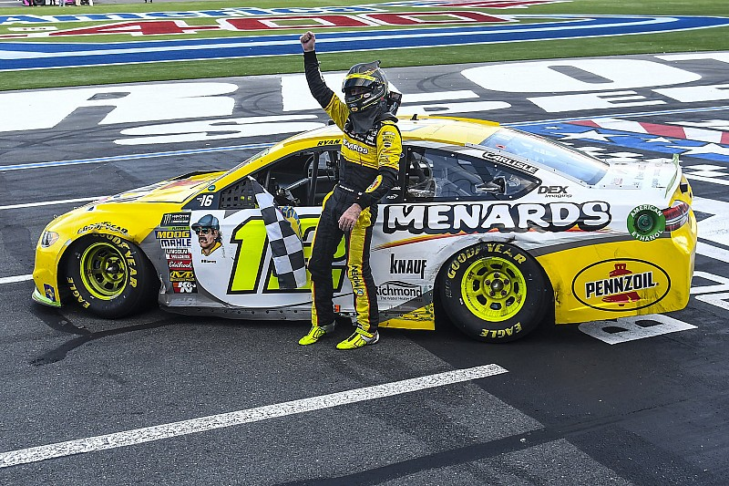 Surprise win at Charlotte