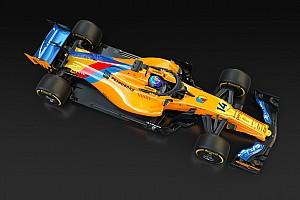 Különleges festéssel búcsúztatja a McLaren Alonsót