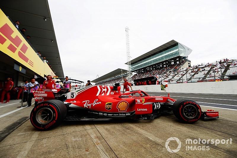 Ferrari warns leaks of technical info a