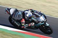 McPhee, de 17° a ganador en Moto3