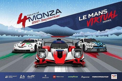 Las Le Mans Virtual Series arrancan en el Templo de la Velocidad