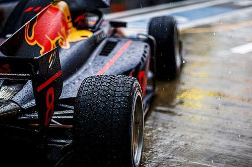 Sochi F2 sprint yarışı, yağmur nedeniyle ertelendi