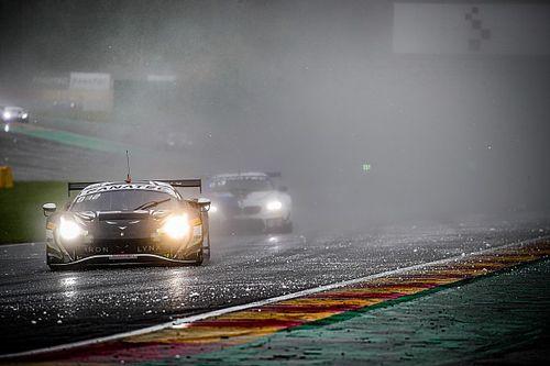 Spa 24h: Ferrari beats Audi after late downpour drama