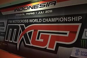 Daftar peserta balap MXGP Indonesia 2018