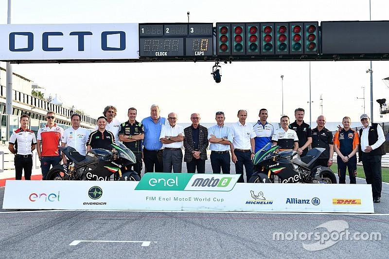 La Copa del Mundo de MotoE arrancará el 5 de mayo en Jerez
