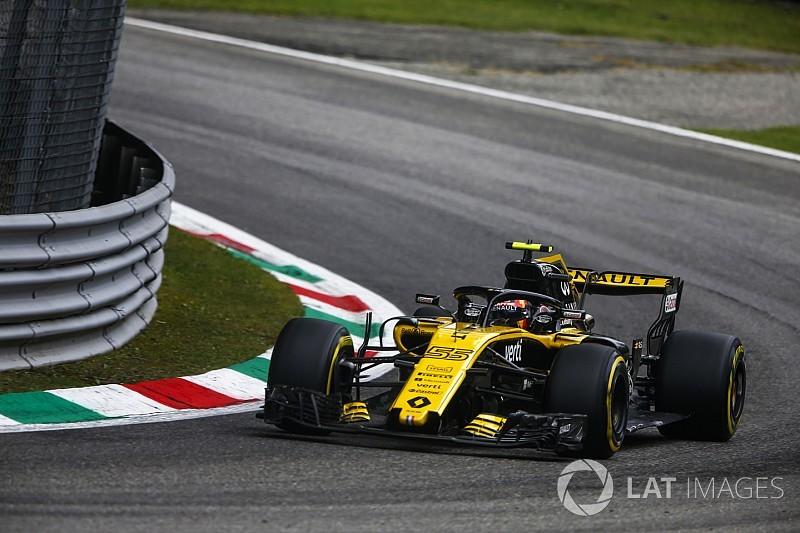 Sainz: Renault needs