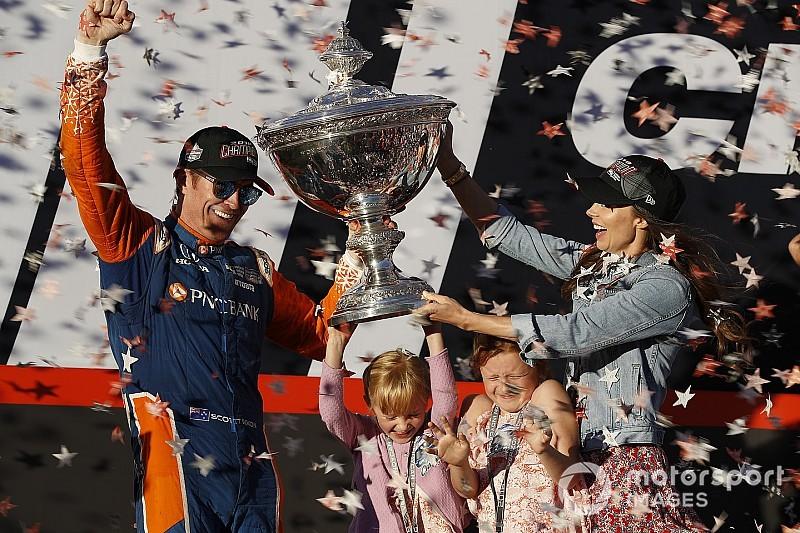 Dixon es leyenda tras lograr su 5º título en la Indycar