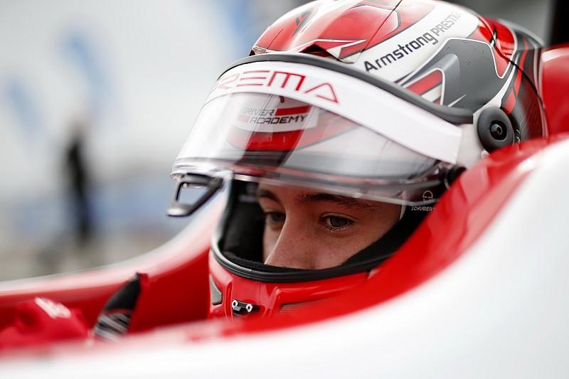 Armstrong, piloto junior de Ferrari se une a la F3 con Prema