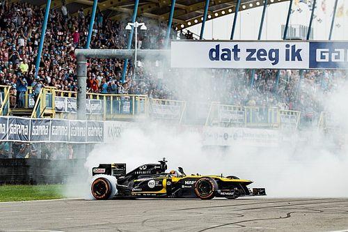 Tijdschema Gamma Racing Day 2019