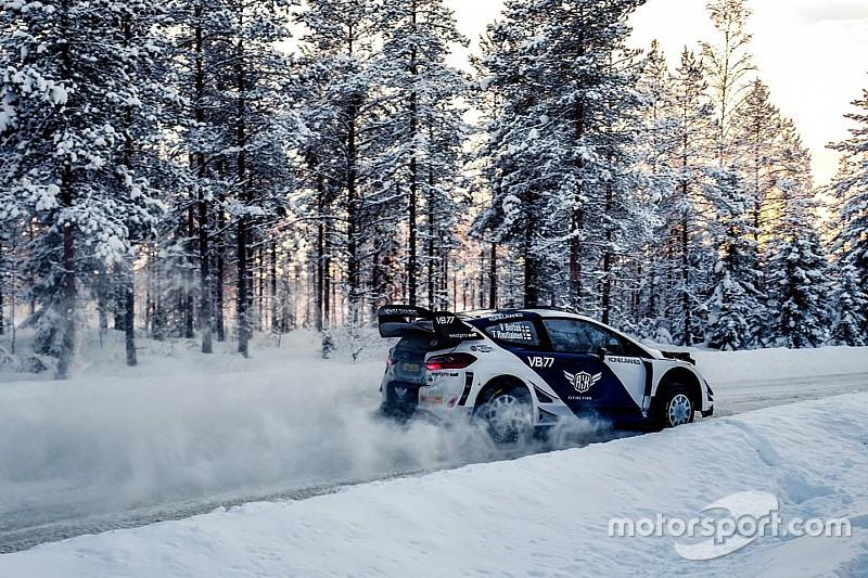 Bottas fa i primi test con la Fiesta WRC e Rautiainen in vista del suo esordio nei rally