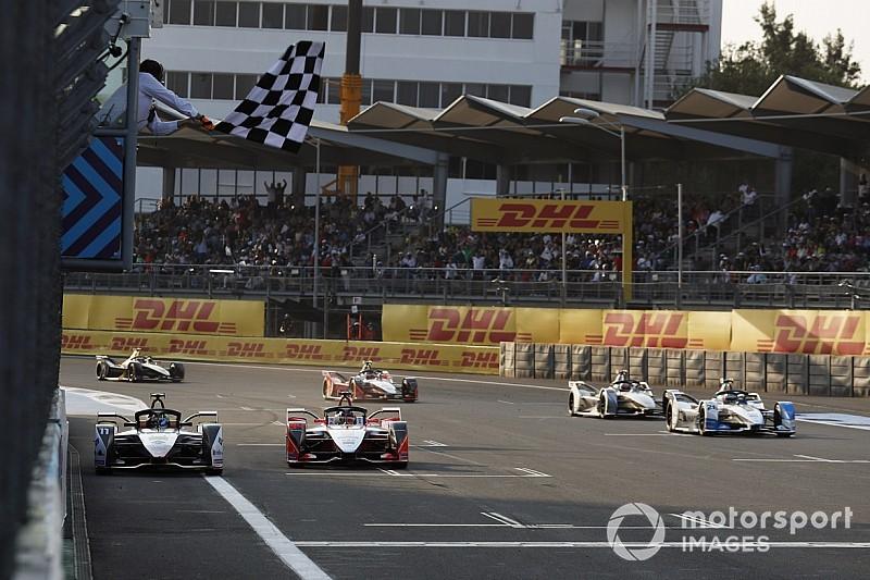 """Di Grassi """"couldn't believe"""" epic last-lap Mexico City win"""