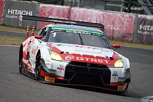 第1戦鈴鹿予選:昨年王者の1号車GTNET GT3 GT-Rが貫禄のポールポジションを獲得